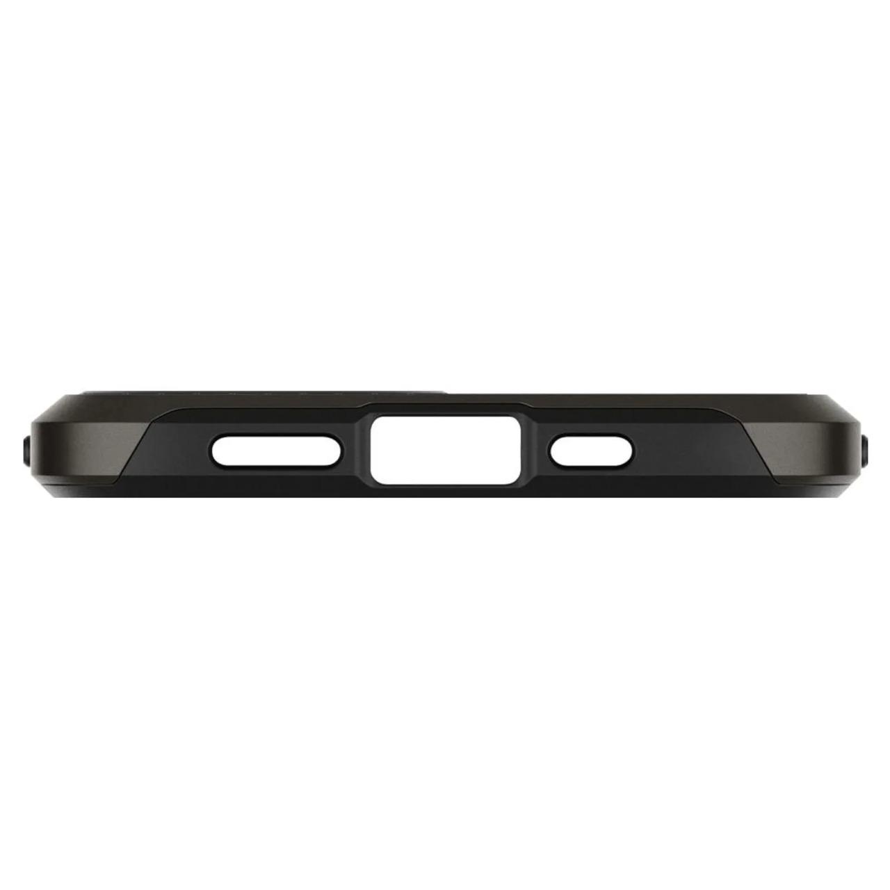 Capa Neo Hybrid Gunmetal Compatível com iPhone 12/12 Pro