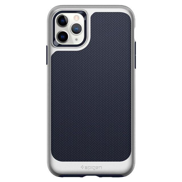 Capa Neo Hybrid Silver Compatível com iPhone 11 Pro Max