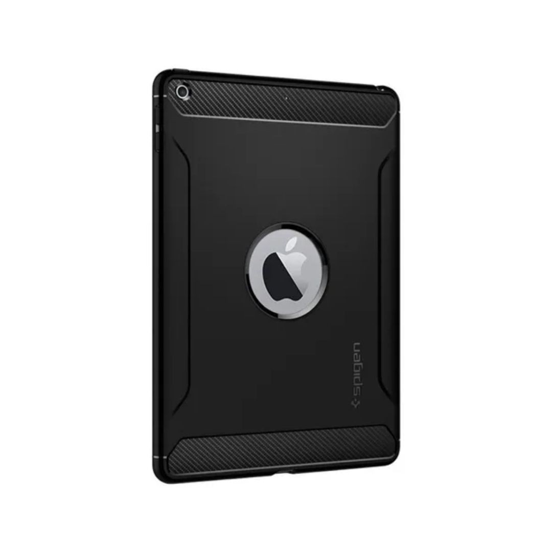 Capa para iPad 5/6/Air/Air 2 Pro Spigen Rugged Armor Black
