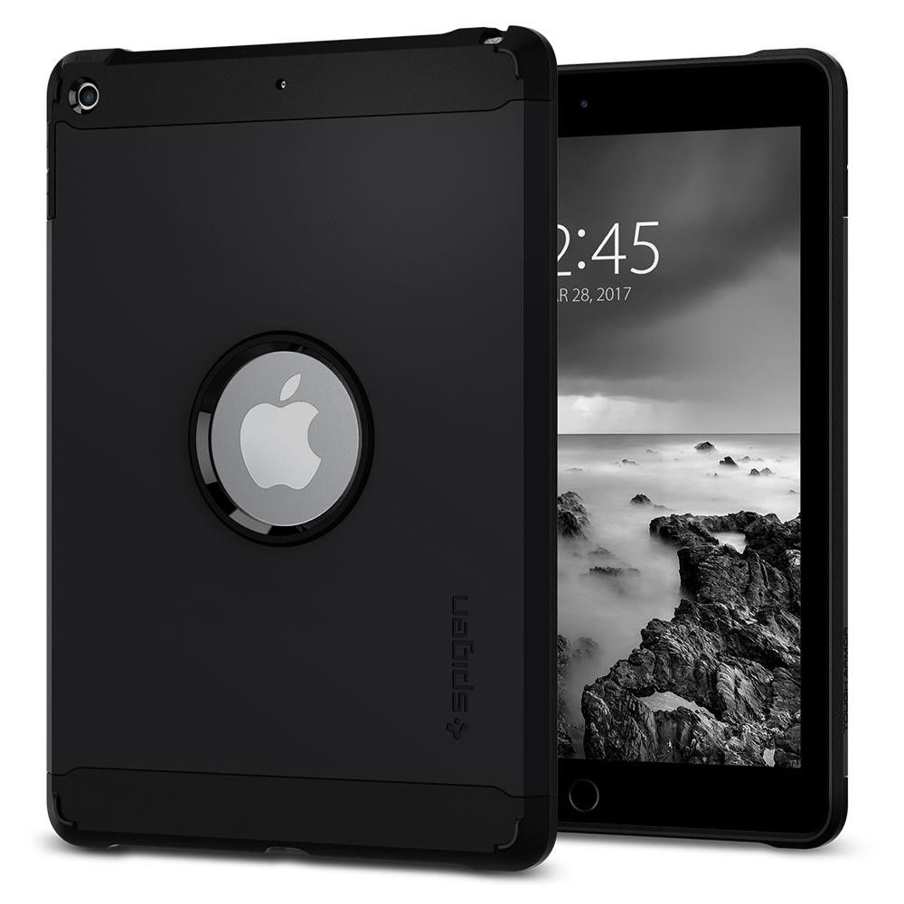 Capa Spigen Tough Armor Black Compatível com iPad 5/6/Air/Air2Pro