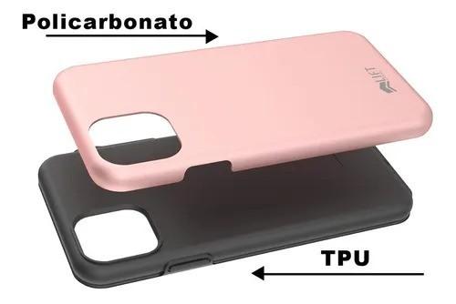 Capa para iPhone 11 Lift Dual Armor Rose