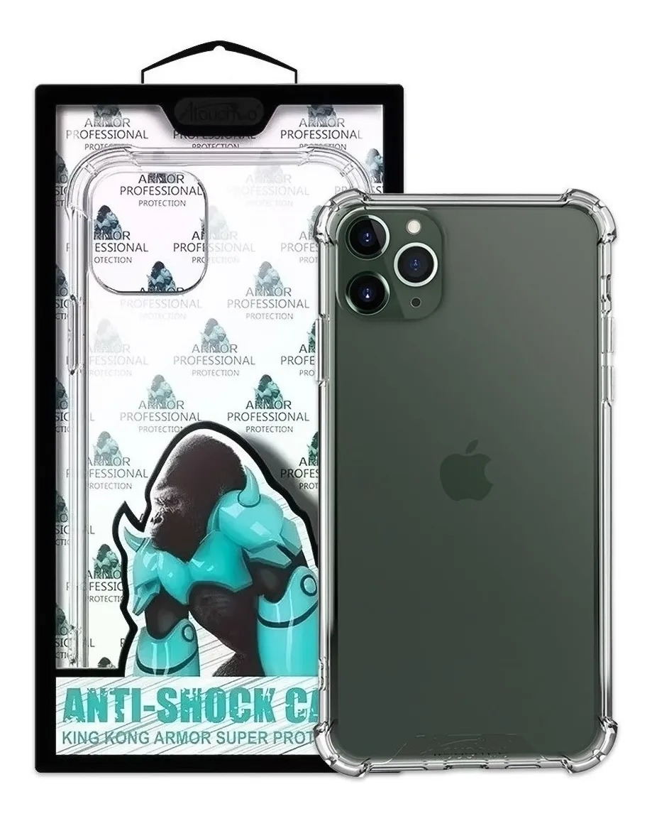 Capa Anti-Shock Compatível com iPhone 11 Pro