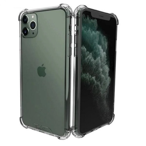Capa Anti-Shock Compatível com iPhone 11 Pro Max