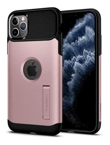 Capa Slim Armor Rose Gold Compatível com iPhone 11 Pro Max