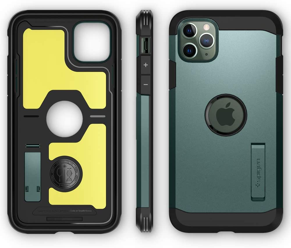 Capa Tough Armor XP Midnight Green Compatível com iPhone 11 Pro Max