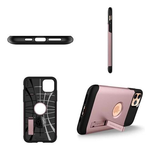 Capa Slim Armor Rose Gold Compatível com iPhone 11 Pro