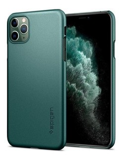 Capa Thin Fit Midnight Green Compatível com iPhone 11 Pro
