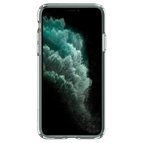 Capa Para iPhone 11 Spigen Liquid Crystal Crystal Clear