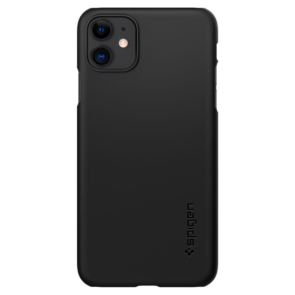 Capa Thin Fit Black Compatível com iPhone 11
