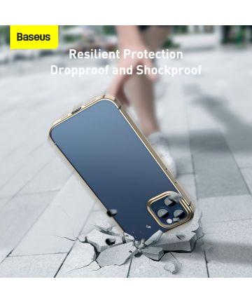 Capa Glitter Phone Dourada Compatível com iPhone 12 Pro Max