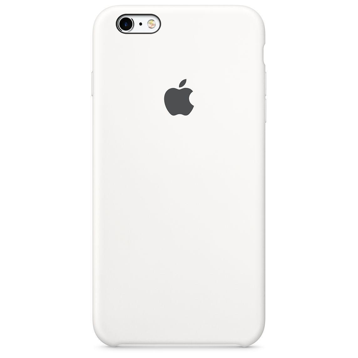Capa silicone iPhone 6s Plus/6 Plus