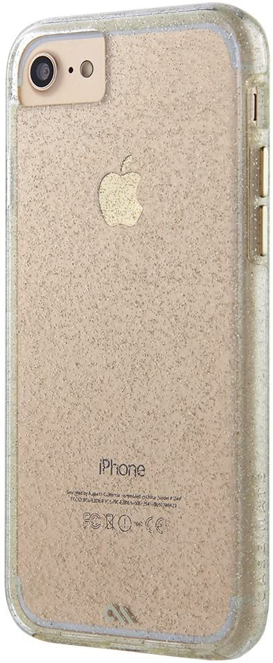 Capa Para iPhone 7/8 Mate Naked Tough Sheer Glam
