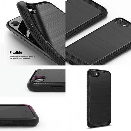 Capa Para iPhone 7 Ringke Onyx Black