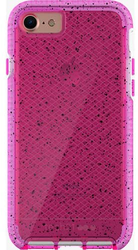 Capa Para iPhone 7 Tech21 Evo Check Active Edition Pink