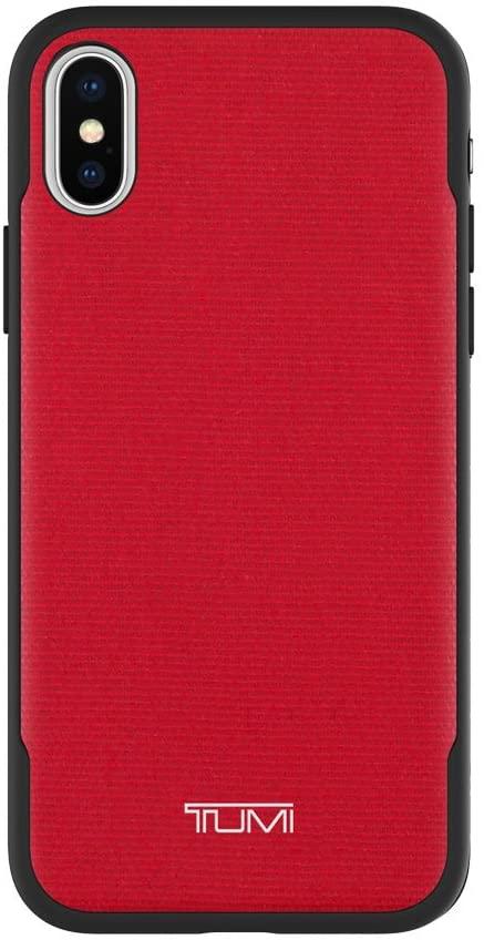 Capa Tumi Co-Mold Vermelha Compatível com iPhone 7