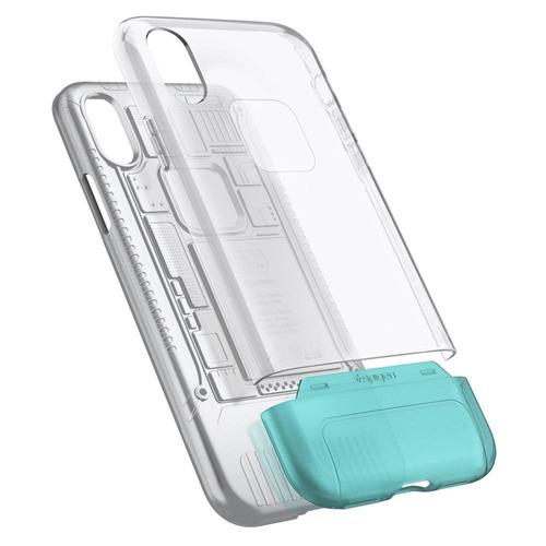 Capa Classic C1 Spigen Snow Compatível com iPhone X/XS
