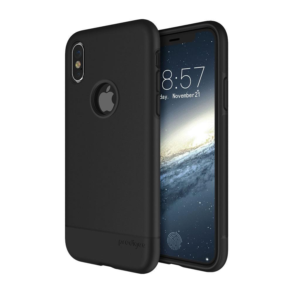 Capa Fit Pro Black Prodigee Compatível com iPhone X/XS