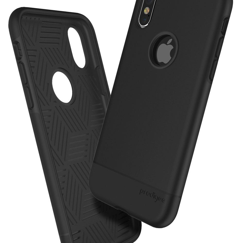 Capa Para iPhone X/XS Fit Pro Black Prodigee