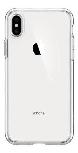 Capa Lift Crystal Hybrid Compatível com iPhone X/XS