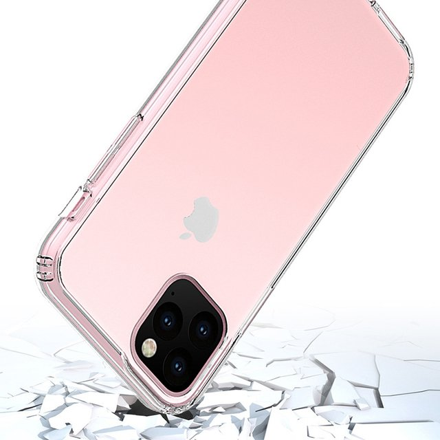 Capa Lift Crystal Hybrid Compatível com iPhone XR