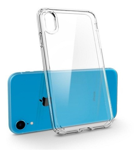 Capa para iPhone XR Ultra Hybrid Crystal Clear