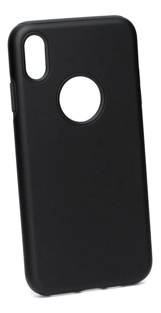 Capa Lift Armor Carbon Compatível com iPhone XS Max