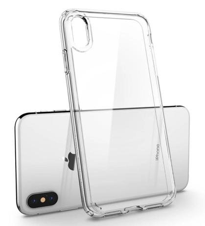 Capa Lift Crystal Hybrid Compatível com iPhone XS Max