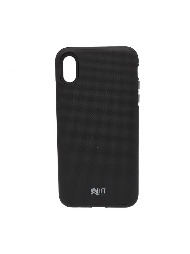 Capa Lift Style Armor Preta Compatível com iPhone XS Max