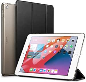 Capa Preto com Costas Transparente Compatível com iPad Air 4