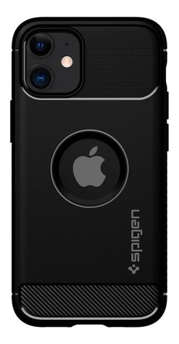 Capa Rugged Armor Compatível com iPhone 12 Mini