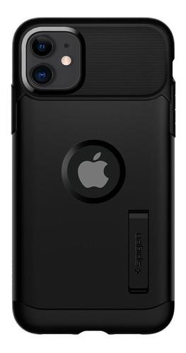 Capa Slim Armor Black Compatível com iPhone 11 Pro Max