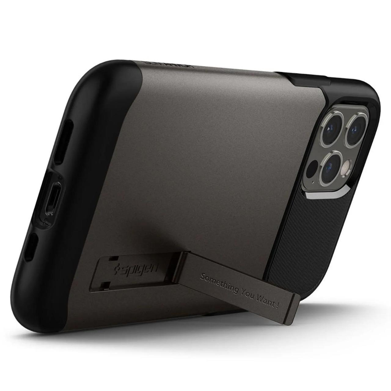 Capa Slim Armor Compatível com iPhone 12/12 Pro