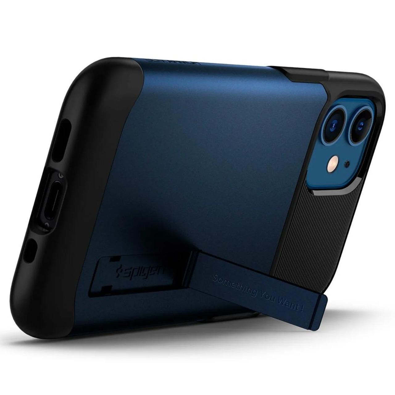 Capa Slim Armor Compatível com iPhone 12 Mini