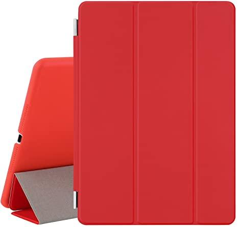 Capa Smart Cover iPad 2/3/4 Vermelha