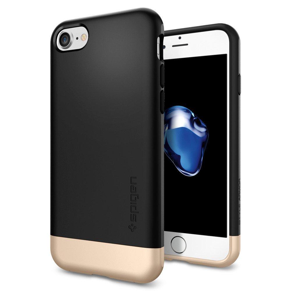 Capa Style Armor Black Compatível com iPhone 7/8