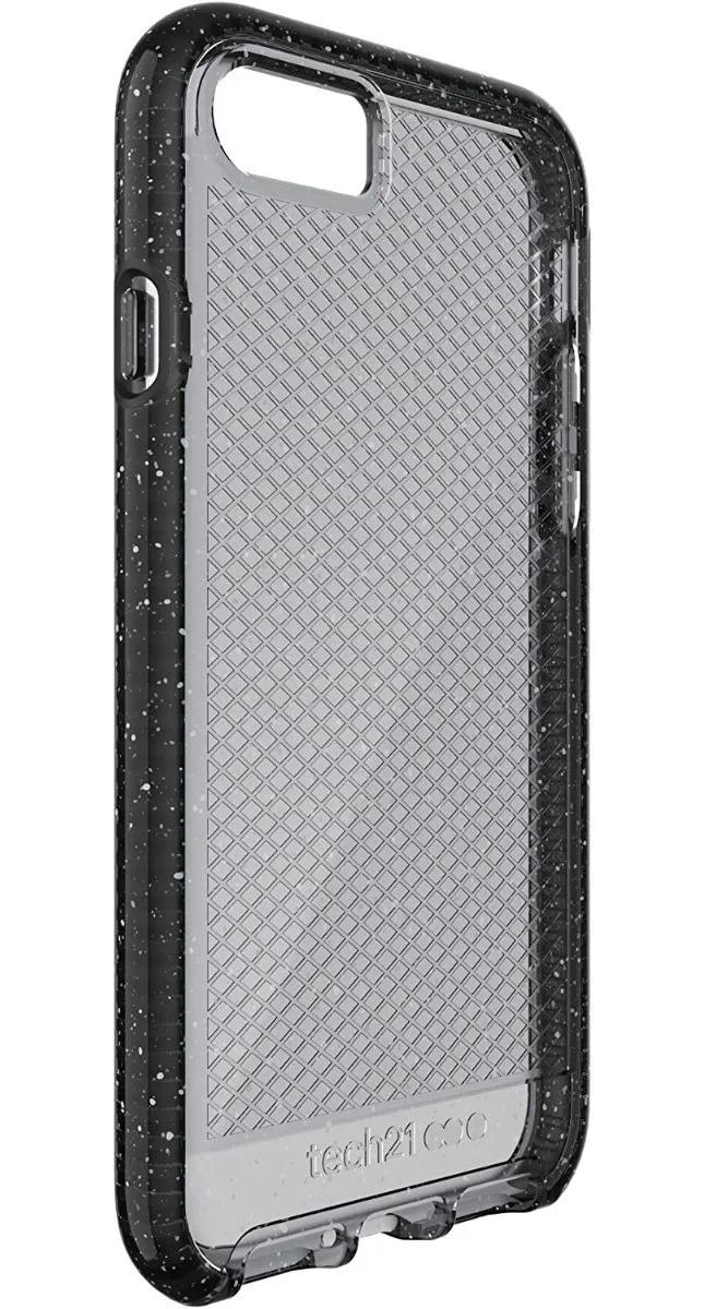 Capa Tech21 Evo Check Active Edition Preta Compatível com iPhone 7/8