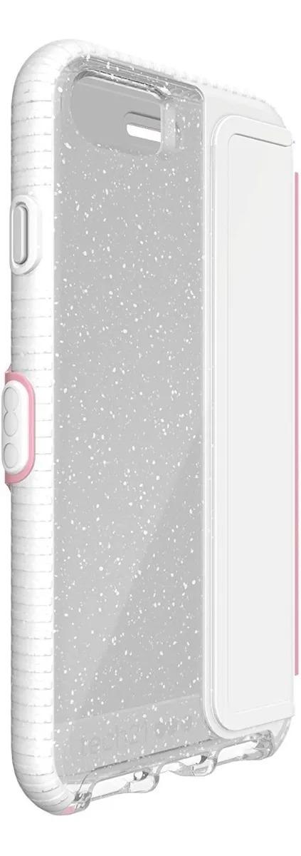 Capa Tech21 Evo Wallet Active Edition Compatível com iPhone 7/8