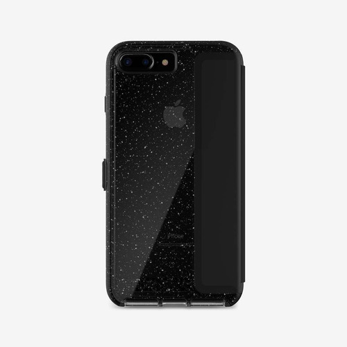 Capa Tech21 Evo Wallet Active Edition Preto Compatível com iPhone 7/8