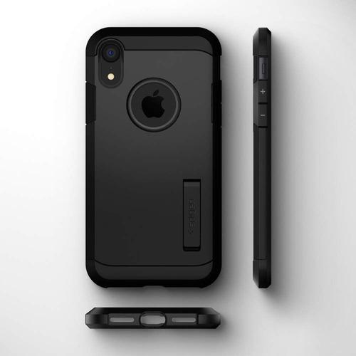 Capa Tough Armor Black Compatível com iPhone XR
