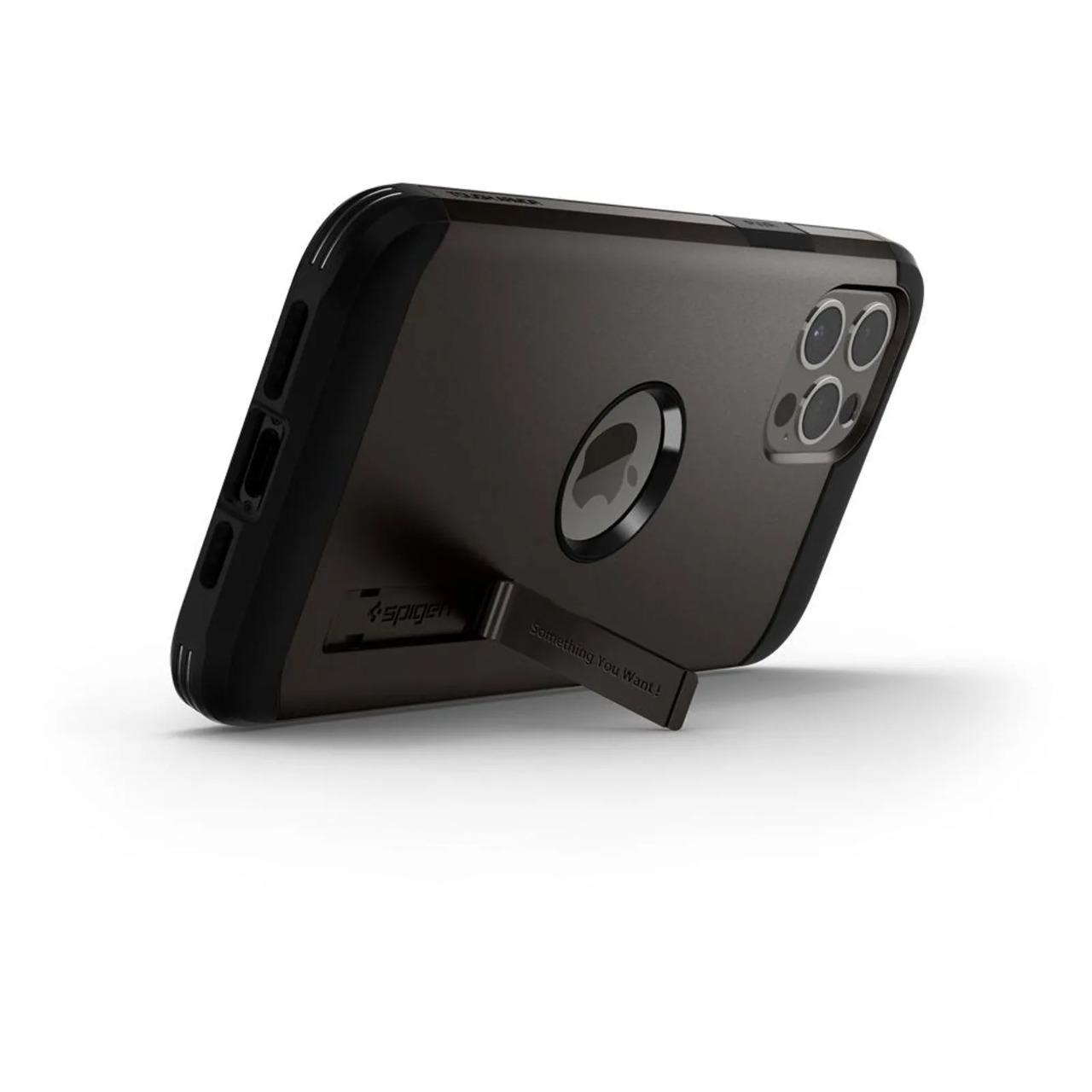 Capa Tough Armor Gunmetal Compatível com iPhone 12 Pro Max