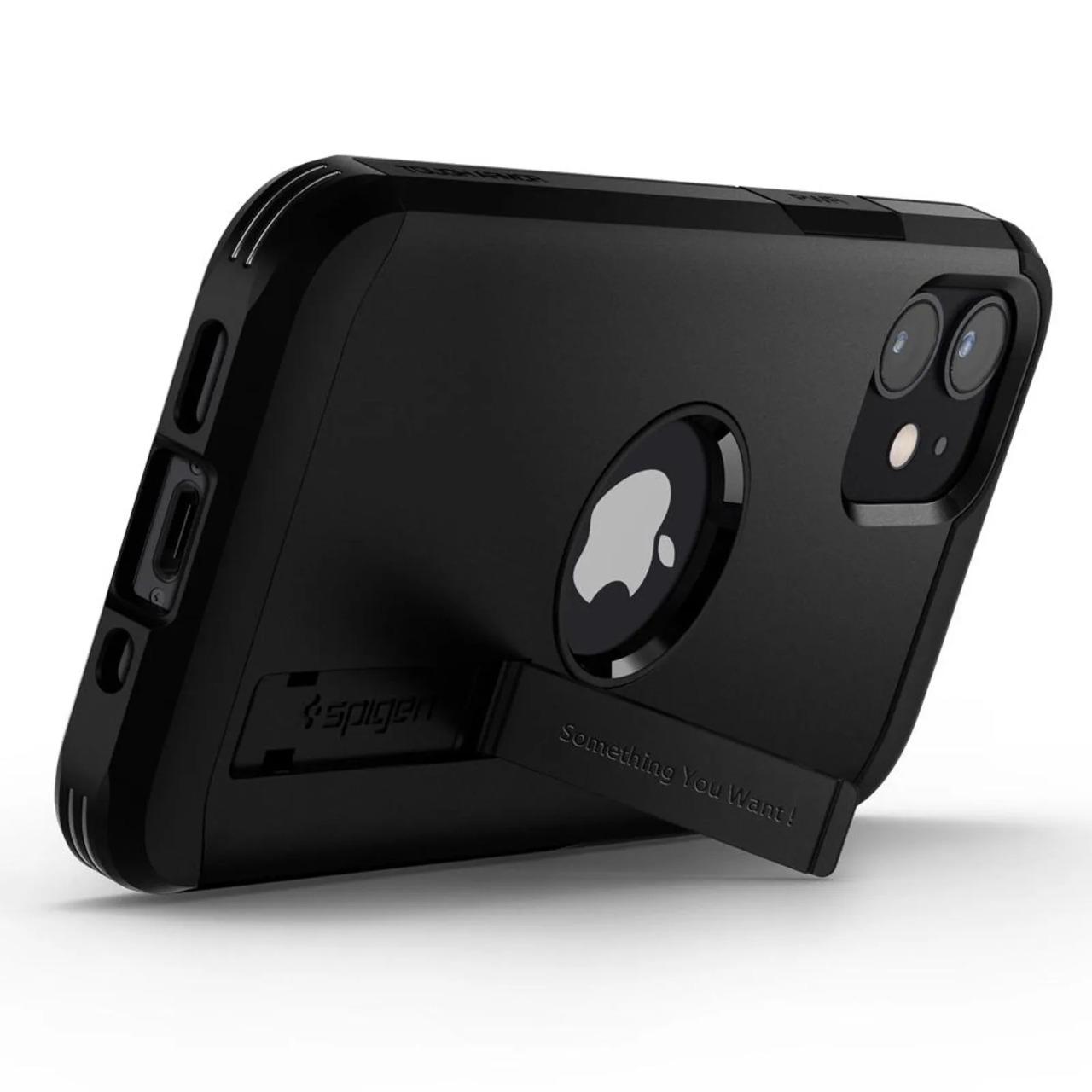 Capa Tough Armor Compatível com iPhone 12 Mini