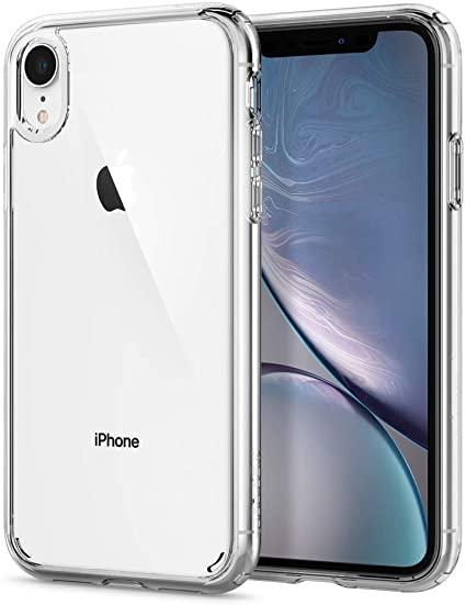 Capa Ultra Hybrid Crystal Clear Compatível com iPhone XR