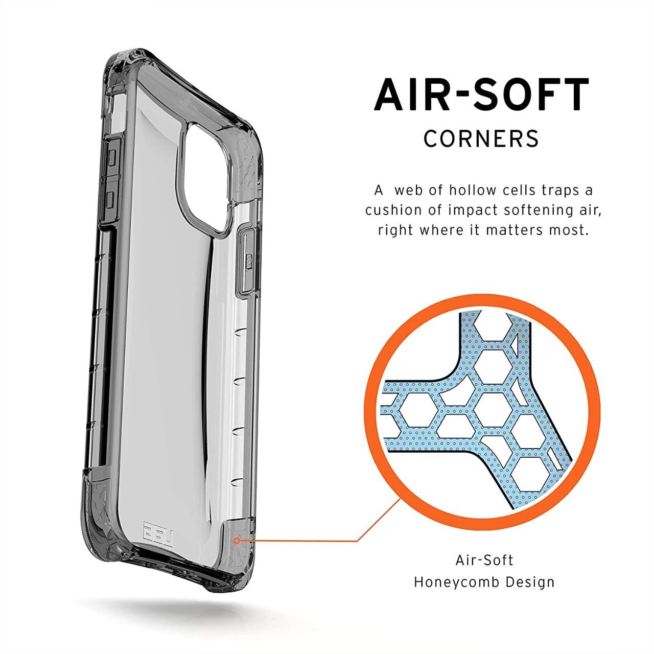 Capa Urban Armor Gear Ice Compatível com iPhone 11 Pro