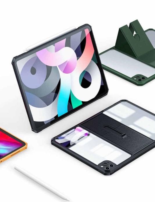 Capa Xundd Compatível com iPad Pro 12.9 Pol