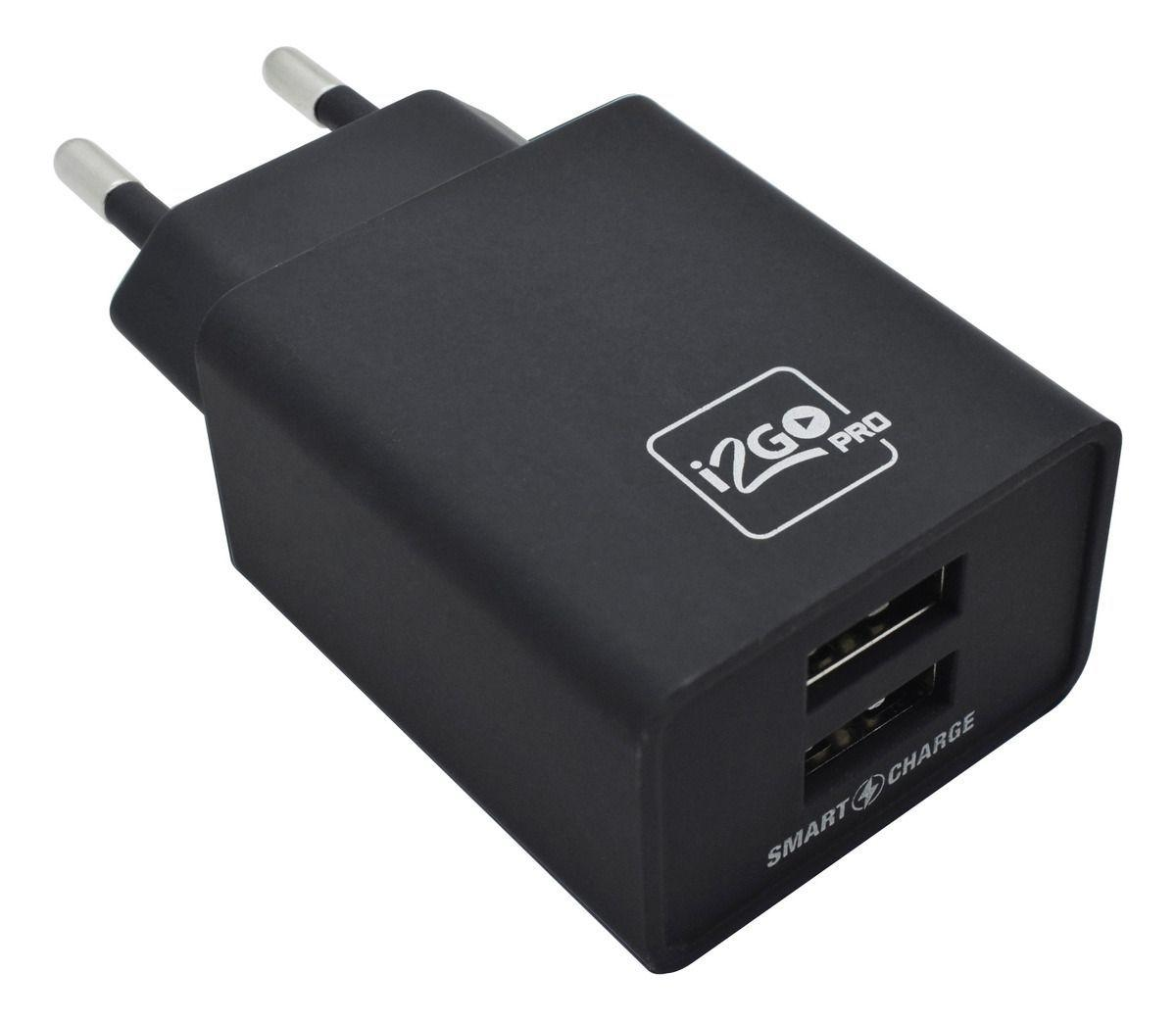 Carregador de Parede 2 Portas USB