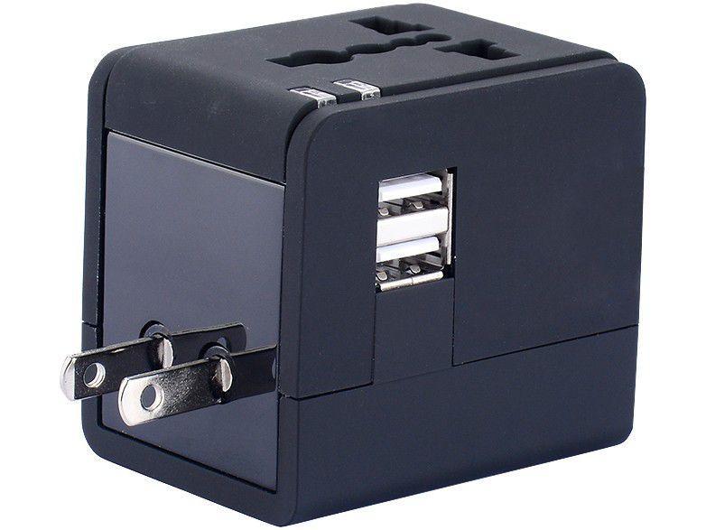 Carregador de Parede Travel Power Preto Easy Mobile