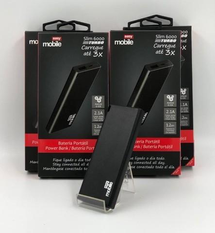 Carregador Power Slim 6000 Turbo Easy Mobile