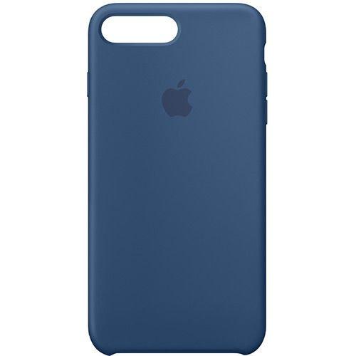 Case Colorida de Silicone Compatível com iPhone 7/8 Plus