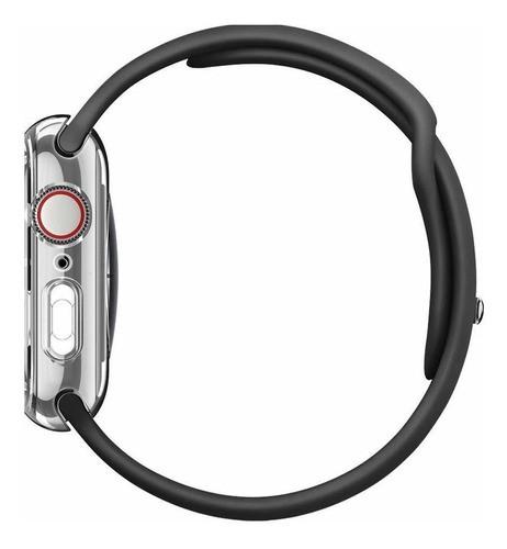 Case Spigen Para Apple Watch 6/SE/5/4 44mm Liquid Crystal