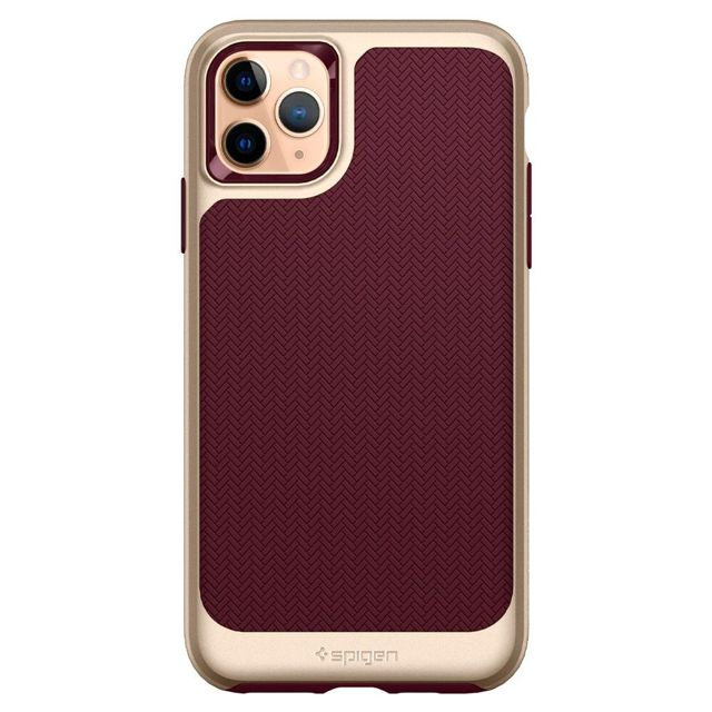 Capa Spigen Para iPhone 11 NeoHybrid Burgundy